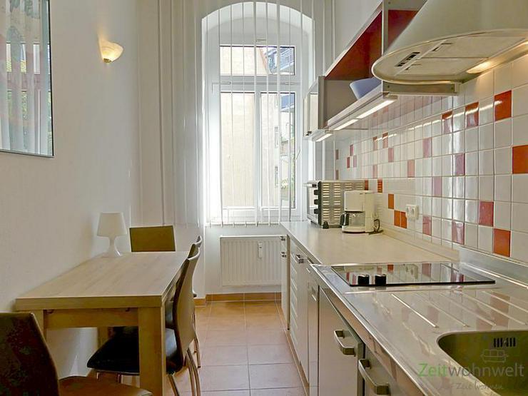 Bild 5: (EF0396_N) Dresden: Leipziger Vorstadt, geräumige 3-Raumwohnung mit 2 Schlafzimmern und A...