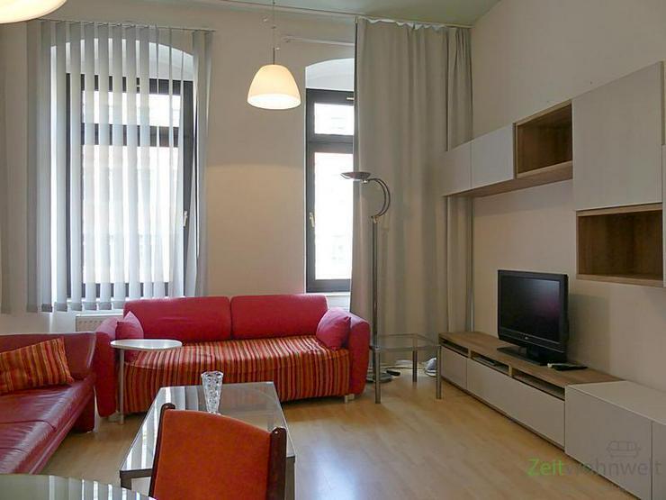 Bild 3: (EF0396_N) Dresden: Leipziger Vorstadt, geräumige 3-Raumwohnung mit 2 Schlafzimmern und A...