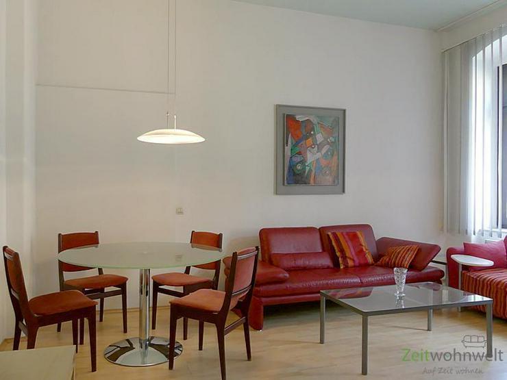 Bild 4: (EF0396_N) Dresden: Leipziger Vorstadt, geräumige 3-Raumwohnung mit 2 Schlafzimmern und A...