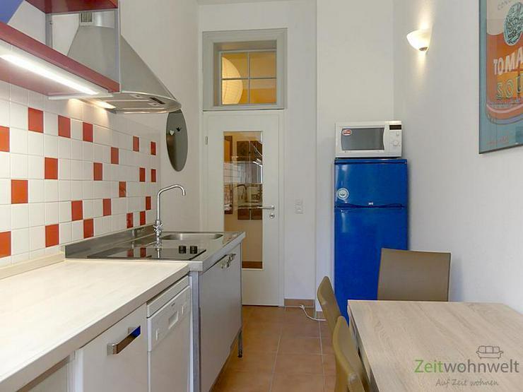 Bild 6: (EF0396_N) Dresden: Leipziger Vorstadt, geräumige 3-Raumwohnung mit 2 Schlafzimmern und A...