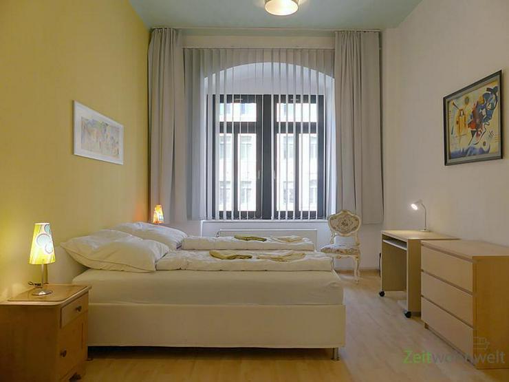 (EF0396_N) Dresden: Leipziger Vorstadt, geräumige 3-Raumwohnung mit 2 Schlafzimmern und A...