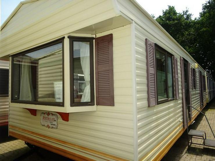 Cosalt Retreat mobilheim wohnwagen