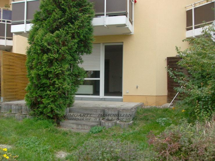 Bild 5: KAPITALANLAGE - in Leipzig Althen schicke kleine 1 Zimmerwohnung mit Terrasse und Stellpla...