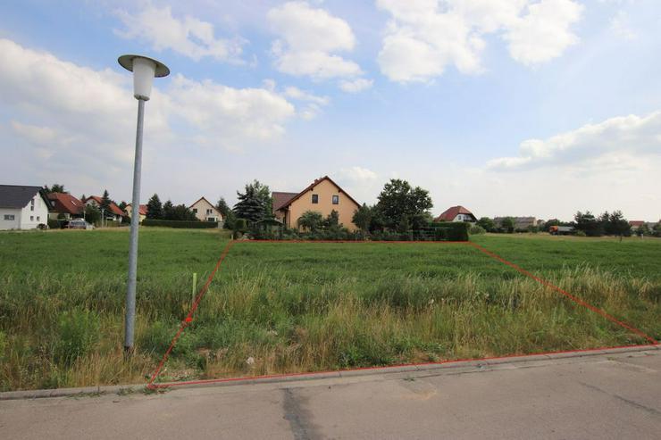 Preisreduzierung: Neubaugrundstück in beliebter, ruhiger Lage, in der Nähe von Torgau - Grundstück kaufen - Bild 1