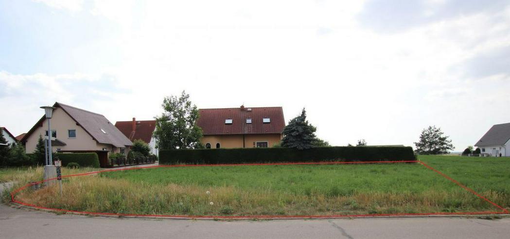 Preisreduzierung: Neubaugrundstück in beliebter, ruhiger Lage, in der Nähe von Torgau - Bild 1