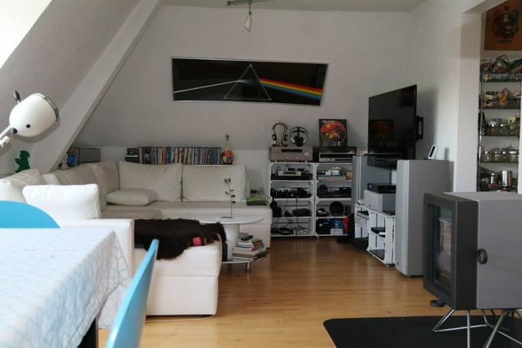 Bild 2: Exklusive 3-Zimmer-Maisonette-Wohnung mit EBK