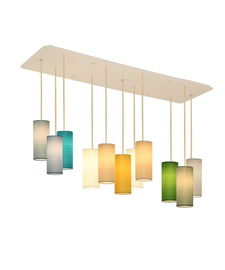 Bild 4: Hängeleuchten - Lampenschirme in neuen Farben!