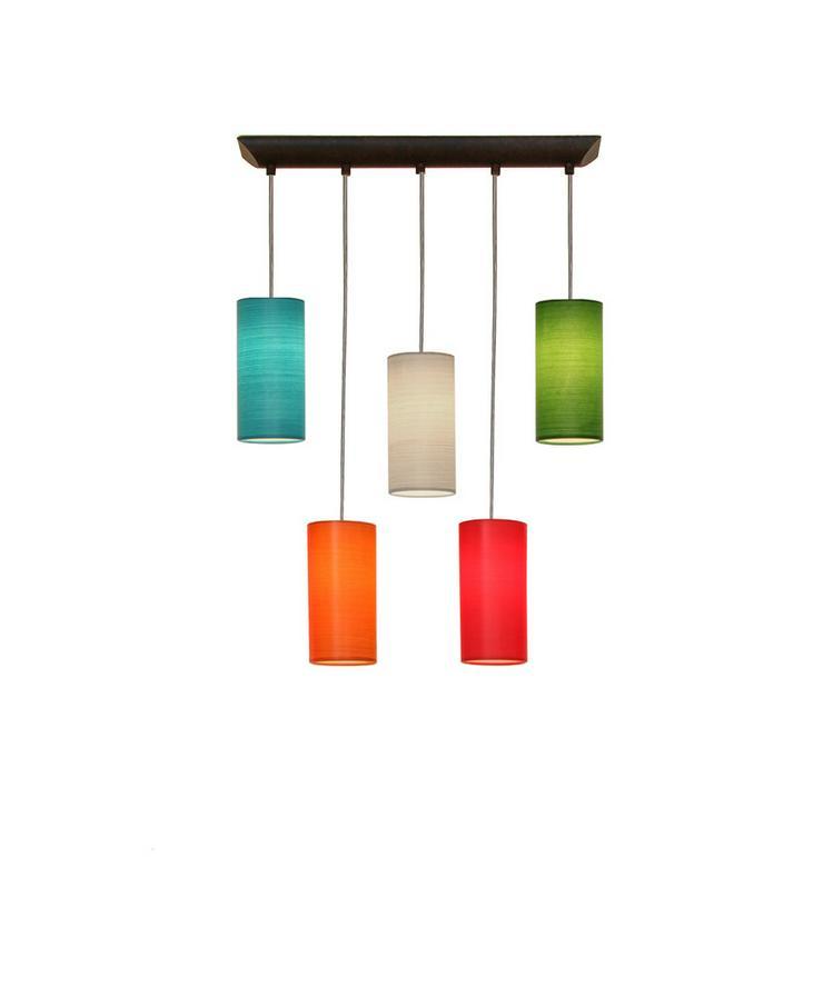 Bild 6: Hängeleuchten - Lampenschirme in neuen Farben!
