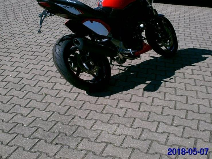 Bild 4: SUZUKI SV A SV 650