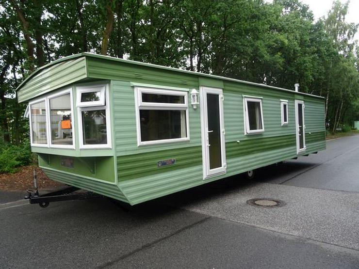 Atlas Woodland mobilheim wohnwagen dauercamping
