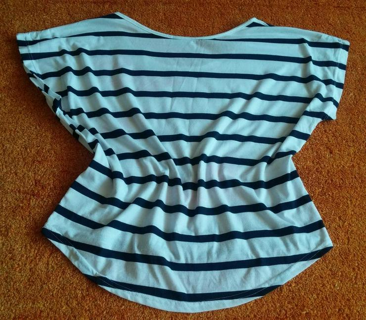 Bild 3: Damen Shirt Kimono Strassstein Verzehr Gr.40