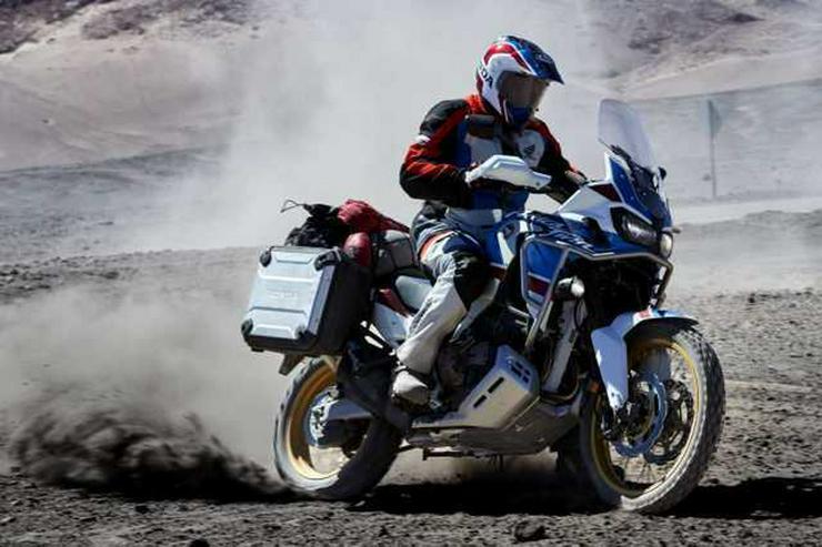 Bild 5: HONDA CRF 1000 L Africa Twin Adventure Sports DCT