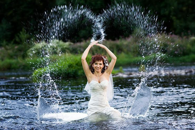 Bild 6: Ihr Hochzeitsfotograf, digital, preiswert, gut