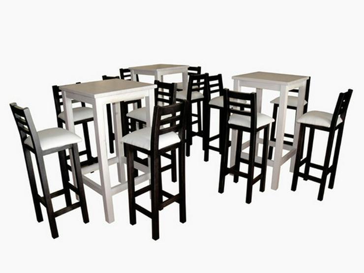 StellenTische, Stehtische, Barhocker, Stuhl