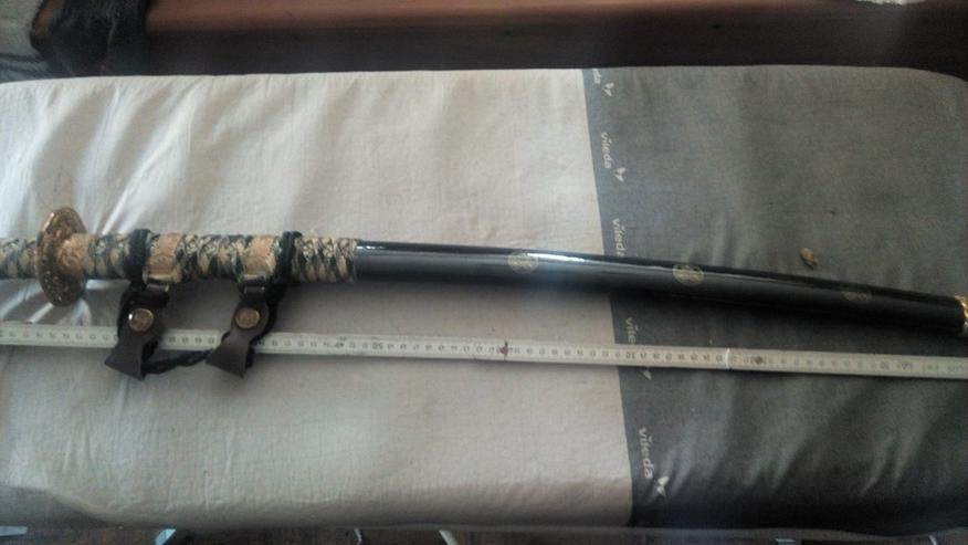 Sammlerstück Samurai Schwert