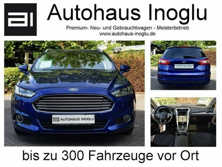 FORD Mondeo 2.0 TDCi s&s NAVI Pano LED Klimaaut. PDC Keyless ALU BT BC NSW 8-fach Privacy Euro 6