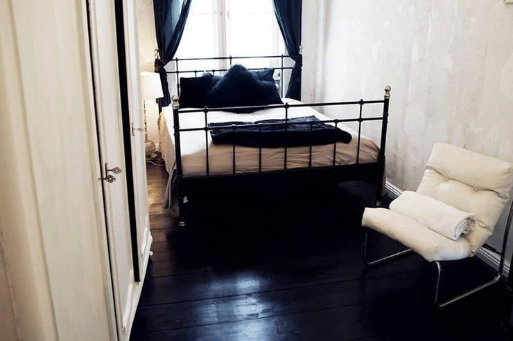 Romantisches Bett zum verkaufen