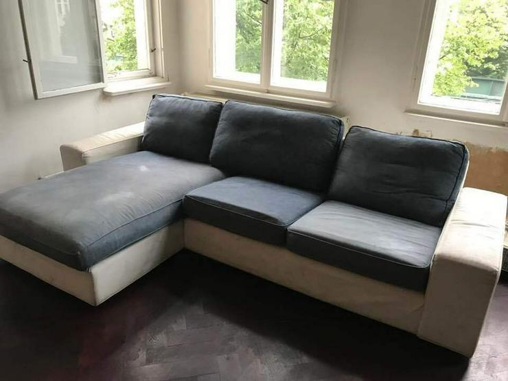 Gebrauchtes Sofa zum VERSCHENKEN