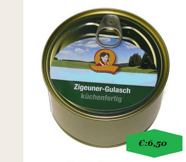 Zigeuner & Rindsgoulasch - Fertiggerichte - Bild 1