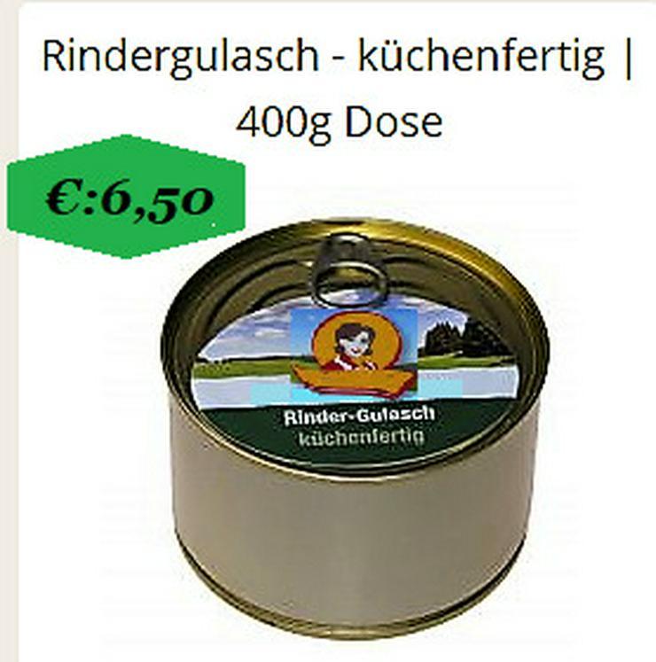 Bild 2: Zigeuner & Rindsgoulasch
