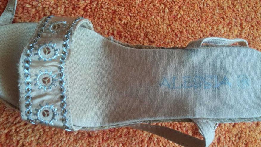 Bild 2: Damen Schuhe Riemchen Sandaletten Gr.38 NW