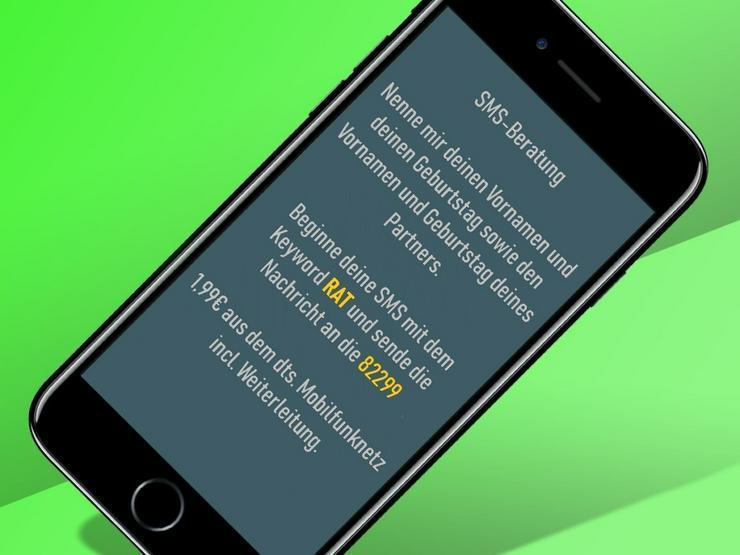 SMS-Beratung für schnelle Antworten