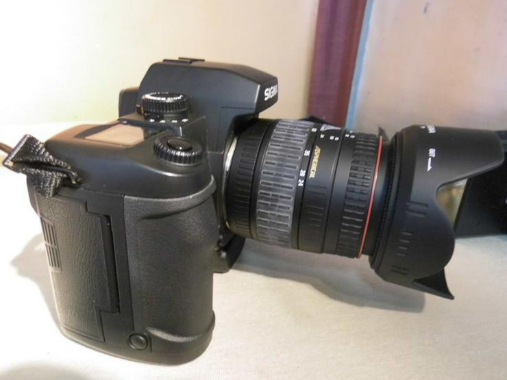 Bild 4: Digitales Kameraset Sigma SD 9, 9- teilig / 3