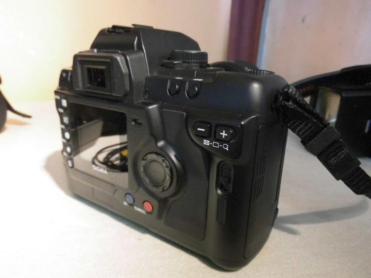 Bild 5: Digitales Kameraset Sigma SD 9, 9- teilig / 3