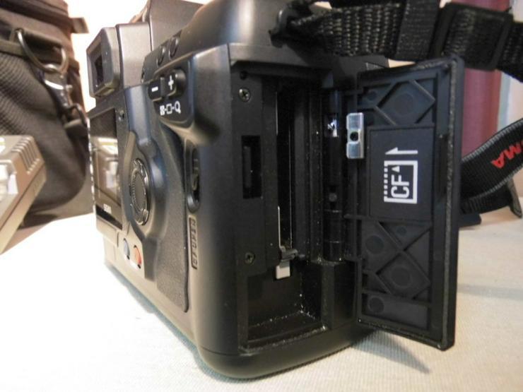 Bild 6: Digitales Kameraset Sigma SD 9, 9- teilig / 3