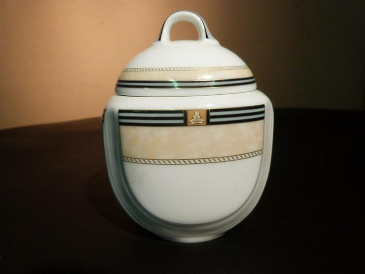 Bild 2: KAISER Porzellan Zuckerdose + Deckel Selection
