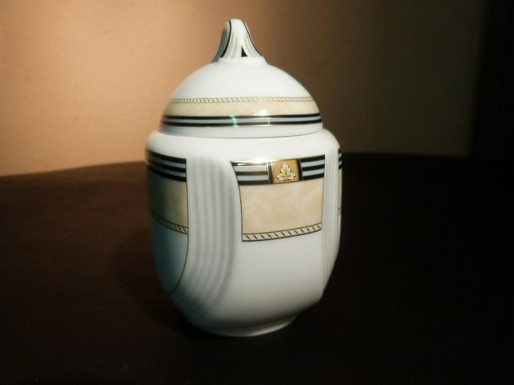 Bild 3: KAISER Porzellan Zuckerdose + Deckel Selection