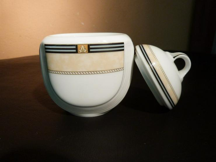 Bild 5: KAISER Porzellan Zuckerdose + Deckel Selection