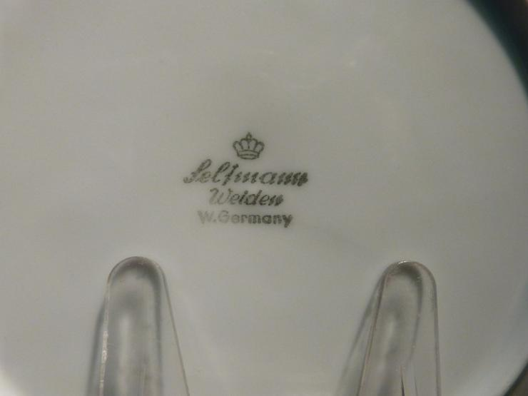 Bild 5: Kuchenteller 21 cm Seltmann Weiden BAYERN Seri