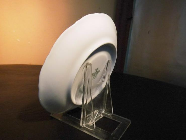 Bild 3: MITTERTEICH Untertasse 14,5cm / kobaltblau + G