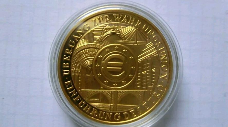 Bild 2: 200€ Goldmünze Prägestätte J