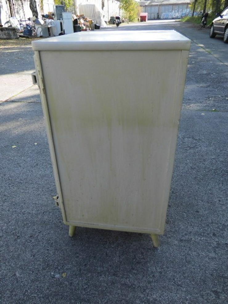 Bild 4: Antiker Eisschrank um 1940 / Kühlschrank aus H