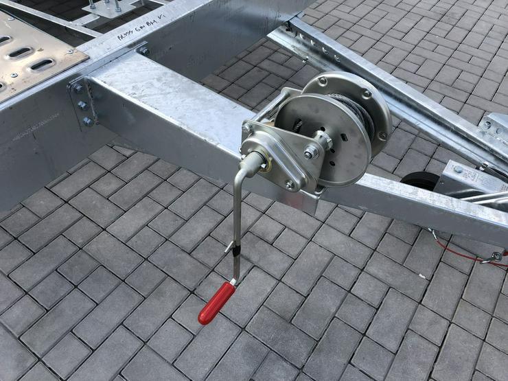 Bild 3: Autotransporter Auto Anhänger KFZ Hänger 2700kg