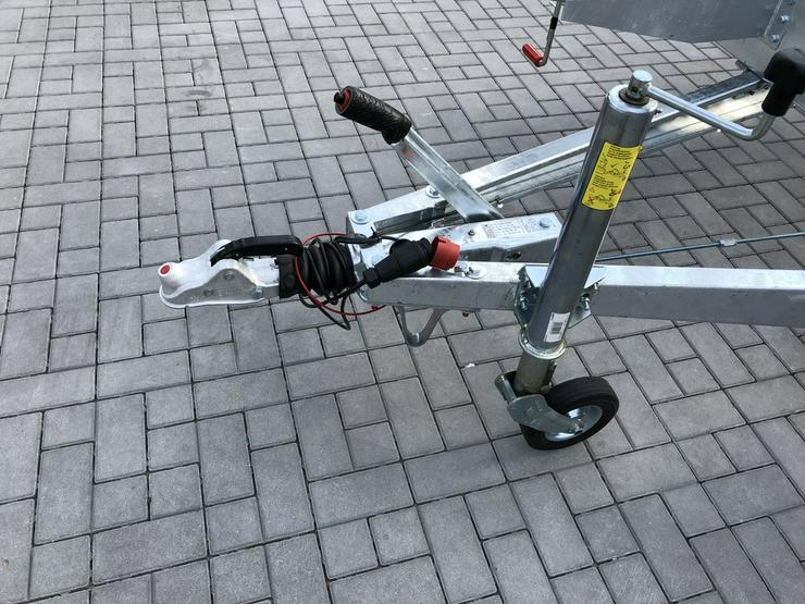 Bild 4: Autotransporter Auto Anhänger KFZ Hänger 2700kg