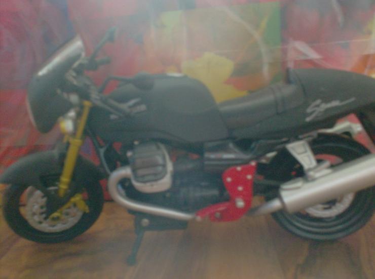 12 Motorradmodelle neuwertig, einzel oder alle