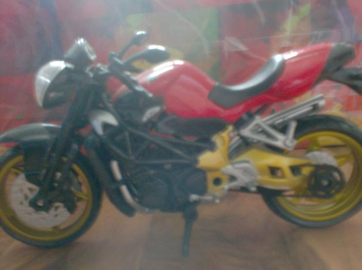 Bild 4: 12 Motorradmodelle neuwertig, einzel oder alle