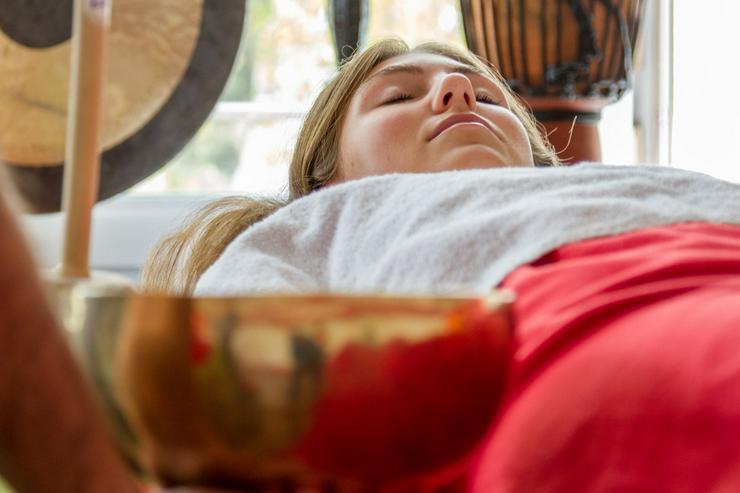Bild 3: Ausbildung zum/r Klangmassagetherapeut