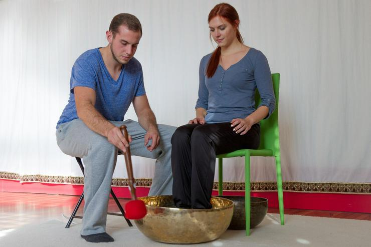 Bild 5: Ausbildung zum/r Klangmassagetherapeut