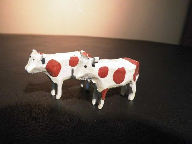 Bild 6: 29teiliges Konvolut Holzspielzeug, z.B. Tiere,