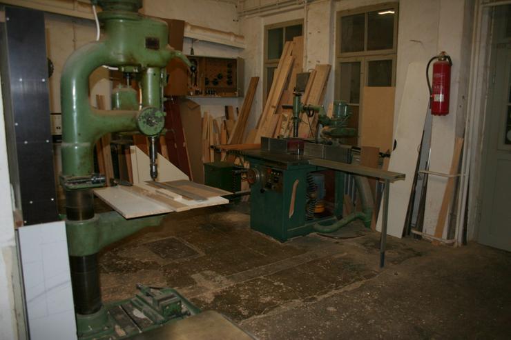 Bild 3: Vermiete 2 Arbeitsplätze in meiner Tischlerei