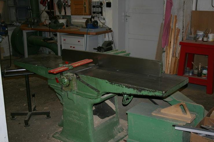 Bild 4: Vermiete 2 Arbeitsplätze in meiner Tischlerei