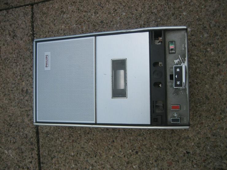 Philips Compact Cassettenrekorder 2202 - Bild 1