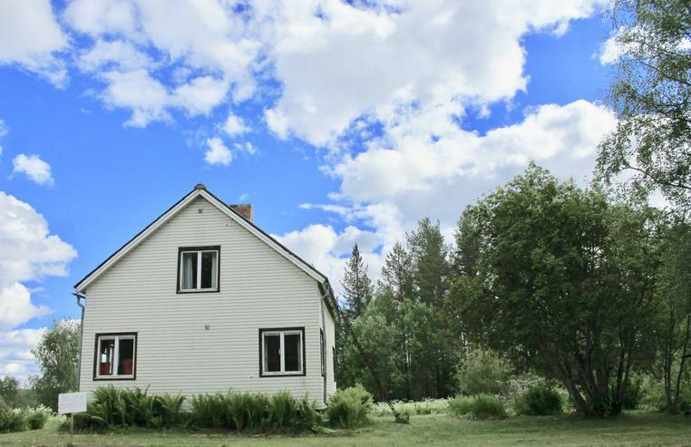 Bild 1: Haus zu verkaufen in Nord-Schweden