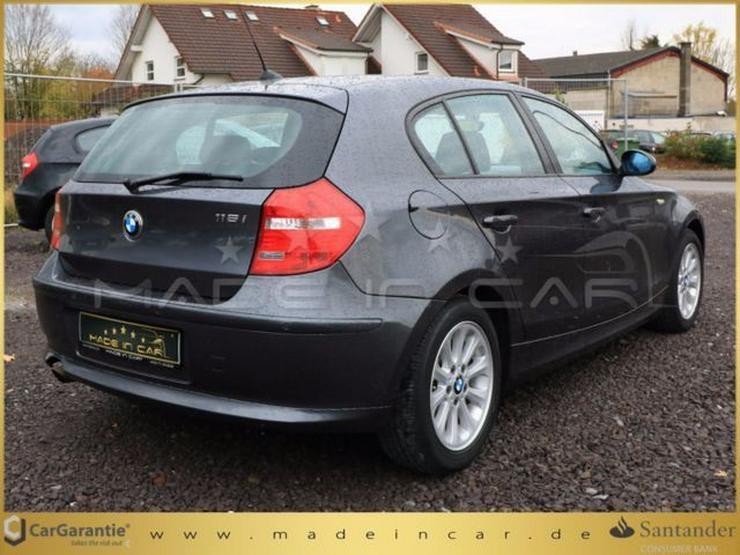 Bild 2: BMW 116i Lim. | Klima | SHZ | PDC | Start-Stop | ALU