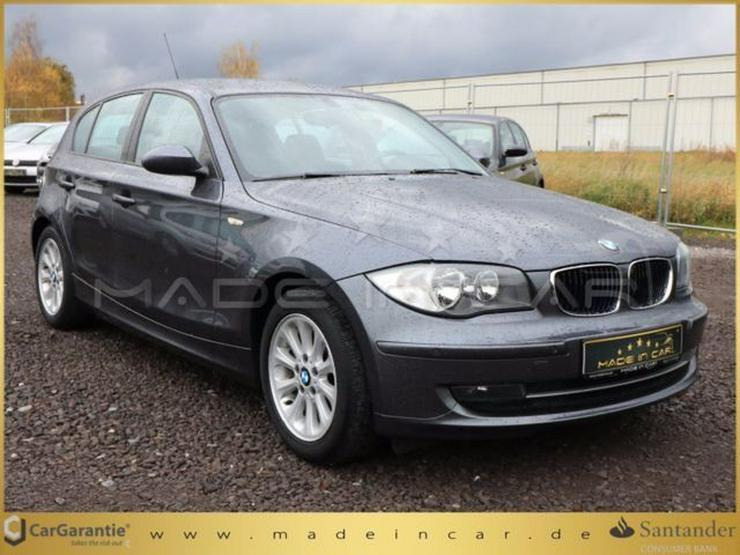 Bild 3: BMW 116i Lim. | Klima | SHZ | PDC | Start-Stop | ALU
