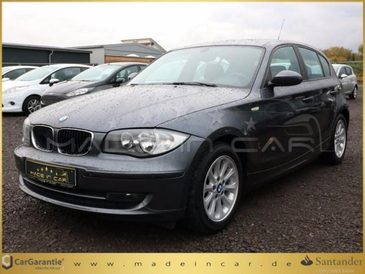 BMW 116i Lim. | Klima | SHZ | PDC | Start-Stop | ALU - 1er Reihe - Bild 1